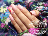 Best Nails - CN COVER PINK y OS CRYSTALAC 65