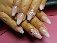 Best Nails - Baby Boomer masnival