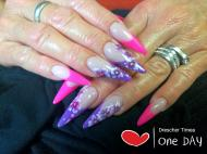 Best Nails - Lila 2
