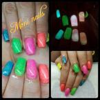 Best Nails - színes neon