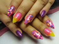 Best Nails - Ombre nailfettivel