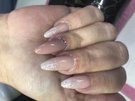 Best Nails - Csillámló