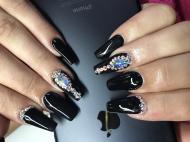 Best Nails - Black