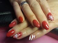 Karácsonyi piros