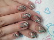 Best Nails - Csíkok