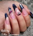 Best Nails - Beépített porciviragosswaros