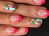 Best Nails - Porci gellac festett minta