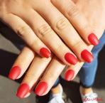 Best Nails - Matt piros