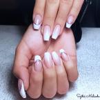 Best Nails - ombre porciból