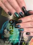 Best Nails - Démoni zöld