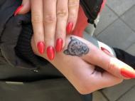 Best Nails - Egyszínű porcelán műköröm