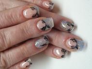 Best Nails - Kék Csillogós