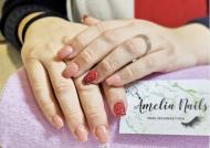 Best Nails - Reconstrucción de uñas decorada 3D