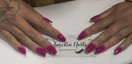 Best Nails - Colores fucsia