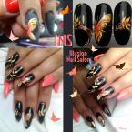 Best Nails - Pillangó