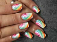 Best Nails - Candy sugar