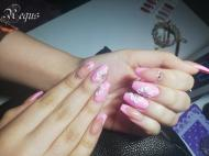 Best Nails - rózsaszín