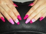 Best Nails - pink