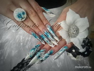 Best Nails - kézműves kupa