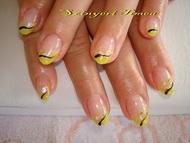 Best Nails - Citrom