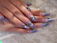 Best Nails - Zsófi tavaszi körme