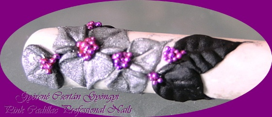 Györené Csertán Gyöngyi - Pink Cadillac Professional Nails Körömszalon - Györené Csertán Gyöngyi - 2010-06-27 20:59