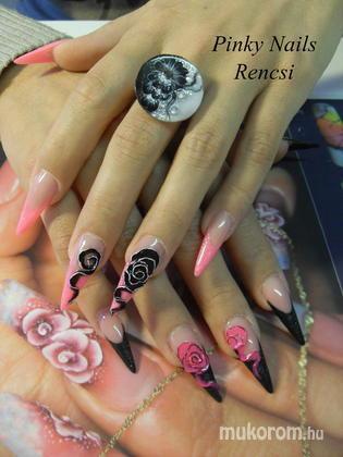 Dobi Renáta Csilla- Pinky Nails -Crystal Nails Elite referencia szalon - Gyönyörűm - 2013-01-13 19:38