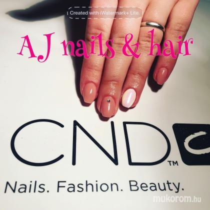 AJ Nails & Pedikur & lashes - Elegance - 2018-03-12 10:32