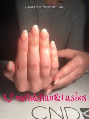 AJ Nails & hair & lashes - Babyboomer  - 2018-03-13 06:28