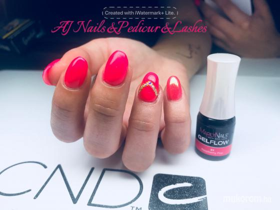 AJ Nails & Pedikur & lashes - Marylin - 2018-08-04 11:10