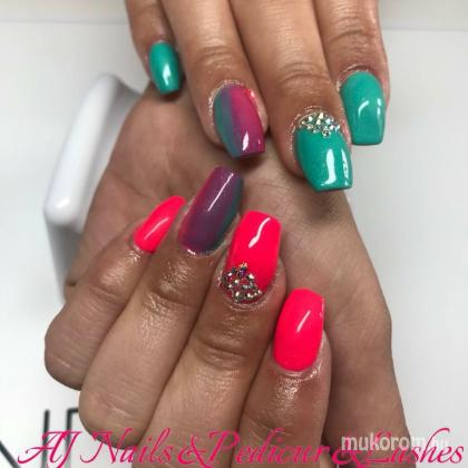 AJ Nails & Pedikur & lashes - Hjj - 2018-08-04 23:14