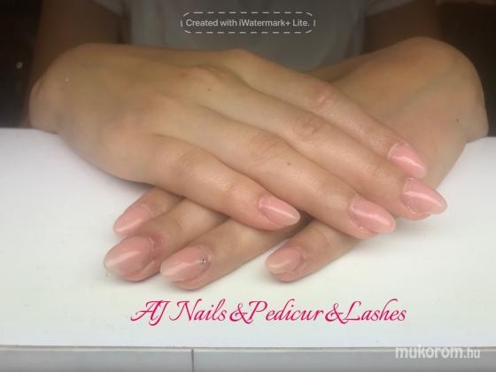 AJ Nails & Pedikur & lashes - Hhbh - 2018-08-04 23:19