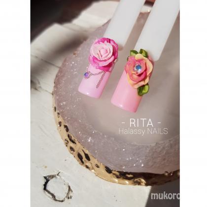 Halassy Rita - 3D roses - 2020-08-05 22:04