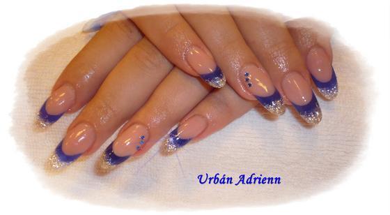 Urbán Adrienn - királykék ezüst - 2012-01-17 00:02