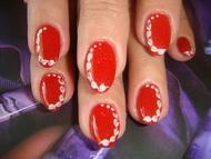 Best Nails - Babi piros :-)