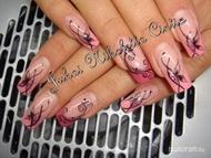 Best Nails - Rózsaszín mályva