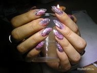 Best Nails - pasztell