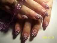 Best Nails - Anyósom szereti a lilát