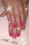 Pink köves mandula