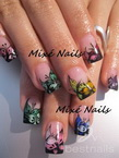 Best Nails - Mariposas