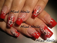 Best Nails - Rojo
