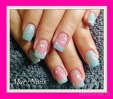 crystal nails color gel