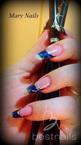 Best Nails - glitter