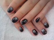 Best Nails - negra