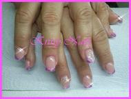 Best Nails - mosaica de colores