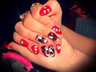 Best Nails - Valentin nap