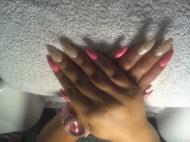 Pink arany