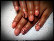 Best Nails - My Glowy Peach