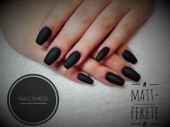 matt fekete
