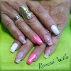 Egy kis rózsaszín meg fehér